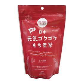 小川生薬 日本元気ゴクゴクもち麦茶 100g(5g×20)