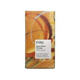 アスプルンド ViVANIオーガニックダークチョコレート オレンジ 100g(冷蔵)