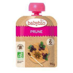 ミトク baby bio有機ベビースムージープルーン 90g