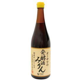 オーサワジャパン オーサワの発酵酒みりん 720ml