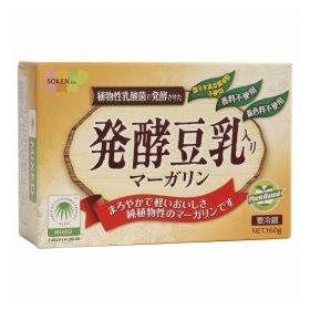創健社 発酵豆乳入りマーガリン 160g
