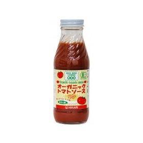 ヒカリ オーガニックトマトソース・あっさり味 365g
