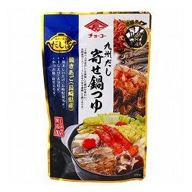 チョーコー醤油 九州だし寄せ鍋つゆ 30ml×4袋
