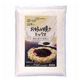 創健社 山芋入りお好み焼きミックス 200g