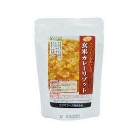 コジマ 玄米カレーリゾット 180g