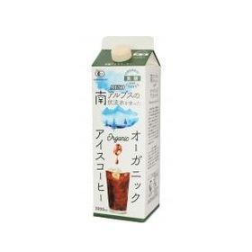 ムソー オーガニックアイスコーヒー無糖 1000ml