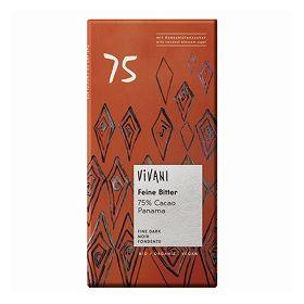 アスプルンド ViVANI オーガニックダークチョコレート75% 80g(冷蔵)