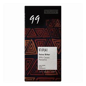 ViVANI オーガニック エキストラダークチョコレート99% 80g(冷蔵)