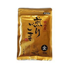 TAC21 国内産煎りごま 金 40g