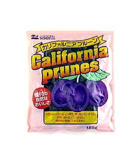 創健社 カリフォルニアプルーン 150g