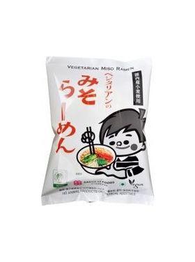 桜井食品 ベジタリアンのラーメン みそ 100g
